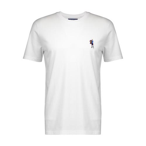 T-shirt brodé Messi