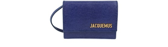 Jacquemus Leathers The Bello bag