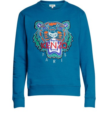 Tigre Festive sweatshirt KENZO