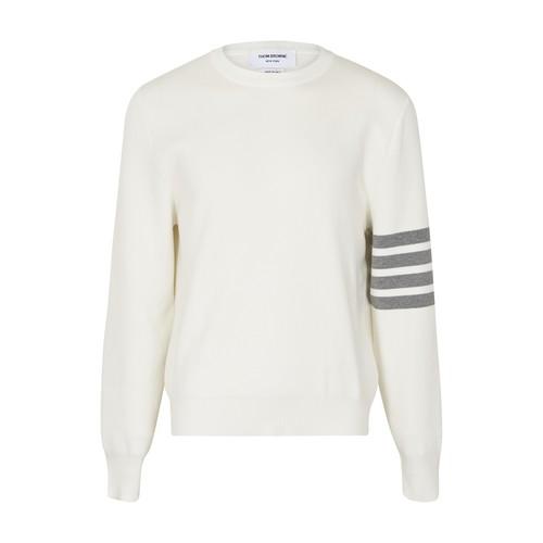 4-Bar cotton sweatshirt