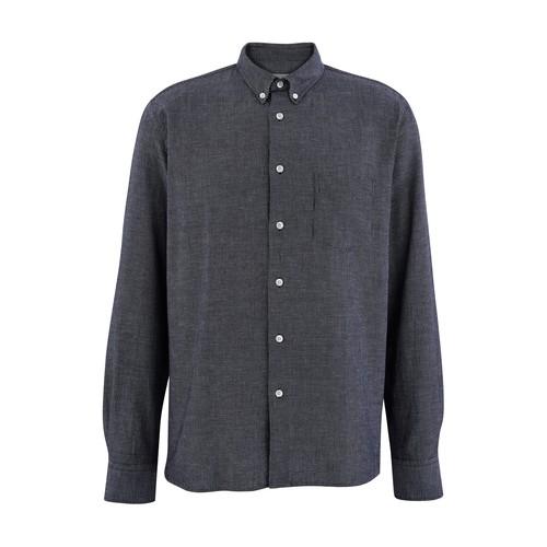Chemise à boutons en coton Branco