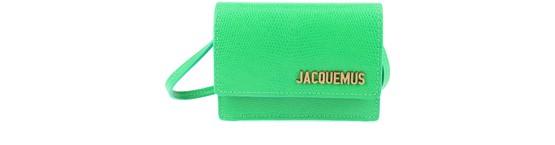 Jacquemus Shoulder bags The Bello bag