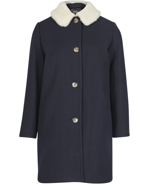 A.p.c. NEW DOLL COAT