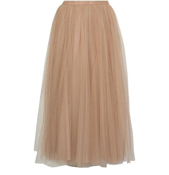 Dior Tulle Skirt (Similar)