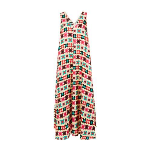 La Doublej Silks TENT DRESS