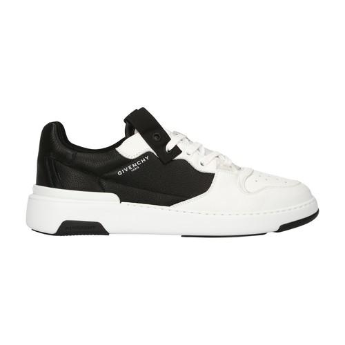 Bicolore asymetric sneakers