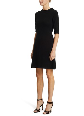 Midnight Summer cashmere dress