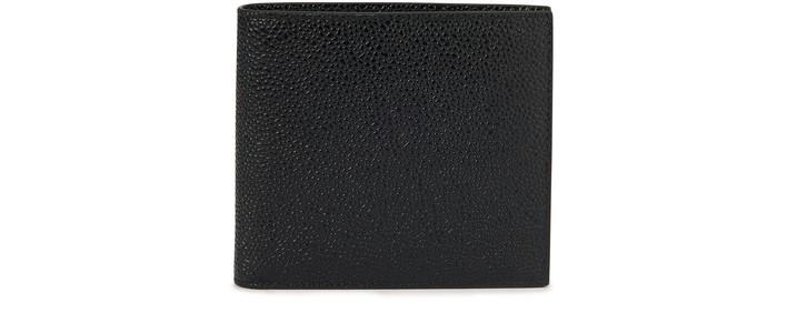탐 브라운 반지갑 - 블랙 Thom Browne Leather wallet