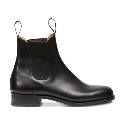 Cambre Box Calf Chelsea Boots
