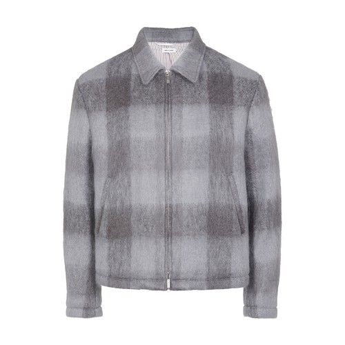 Thom Browne CHECK JACKET