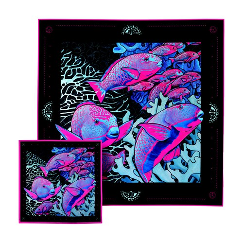 """""Duo"" Dance N°2 Pink Gift Set"""