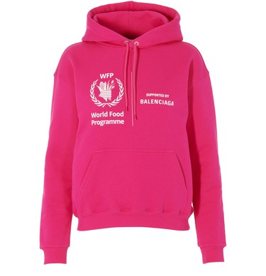 Women S World Food Programme Hoodie Balenciaga 24s