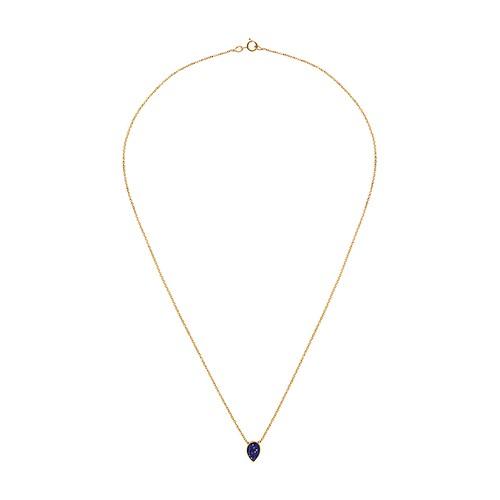 Ibiza Lapis necklace