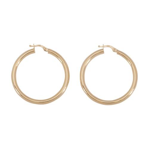 Mia 18K Gold earrings