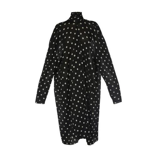 Balenciaga CREASED DRESS
