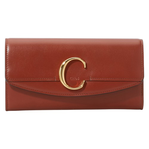 Chloé CHLOE C LONG WALLET