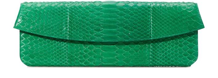 셀린느 Celine Evening clutch,green