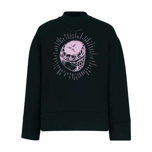 Monk sweater
