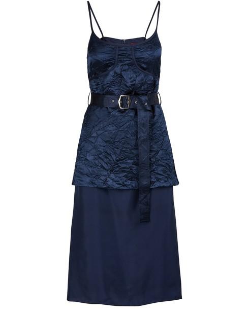 Sies Marjan JOSIE SATIN DRESS