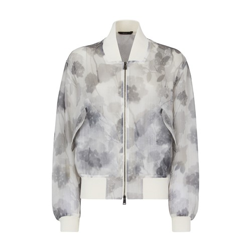 Fendi NATURAL ORGANZA JACKET