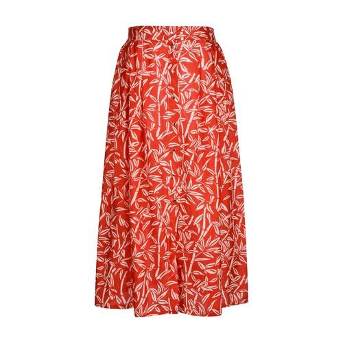 Light long skirt