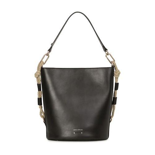 Calfskin Leather Holly bucket bag