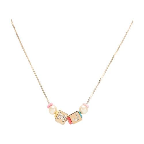The Toy Blocks Pearl pendant
