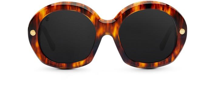 루이 비통 선글라스 LOUIS VUITTON La Piscine V Sunglasses,light tort