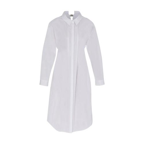 Robe chemise cintrée