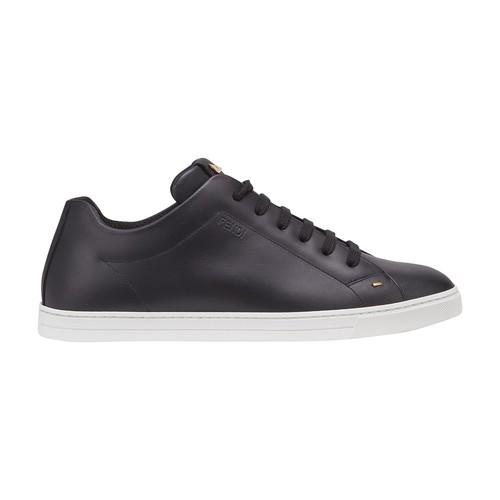 Fendi Leather Low-Tops