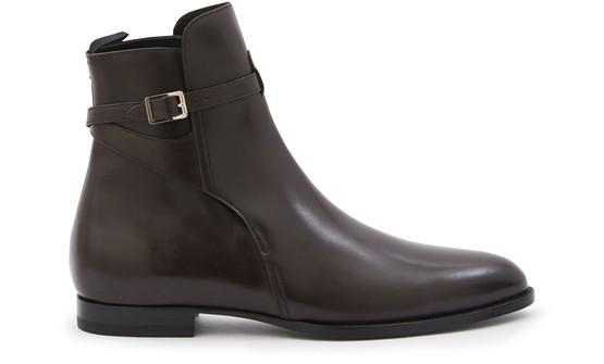 Celine Jodhpur Drugstore ankle boots in calfskin