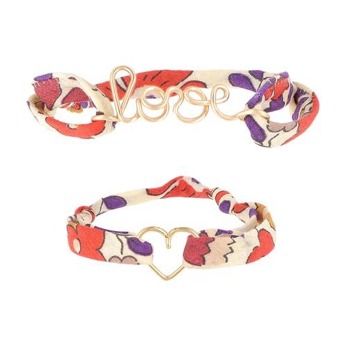 Liberty Bracelets Love Heart