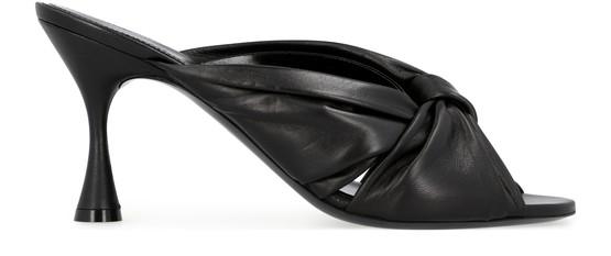Women's Drapy sandal | BALENCIAGA | 24S