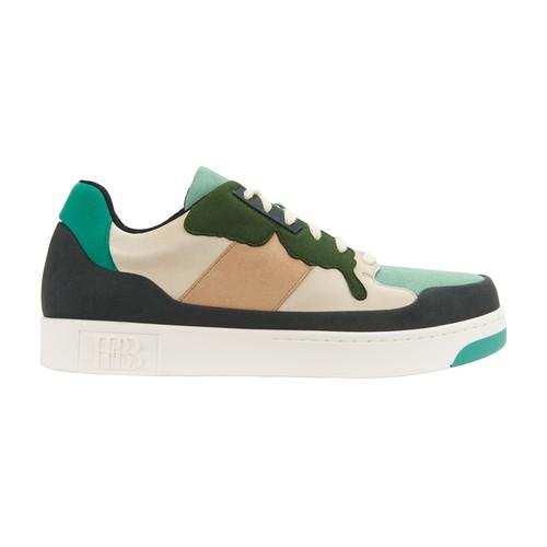 Swallowtail Low Camo Hawk sneakers