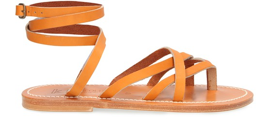 K.jacques Zenobie sandals