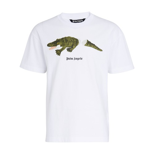 PALM ANGELS CROCO T-SHIRT