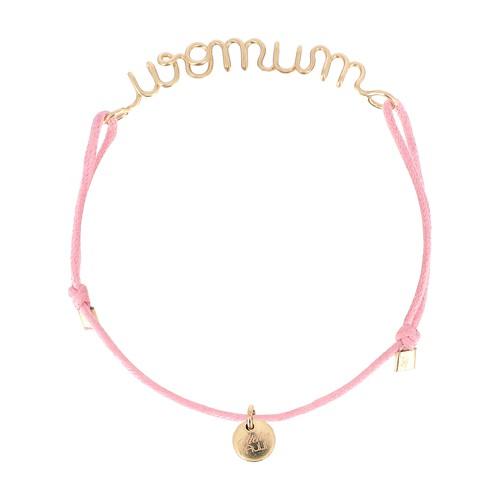 Womum Cord Bracelet