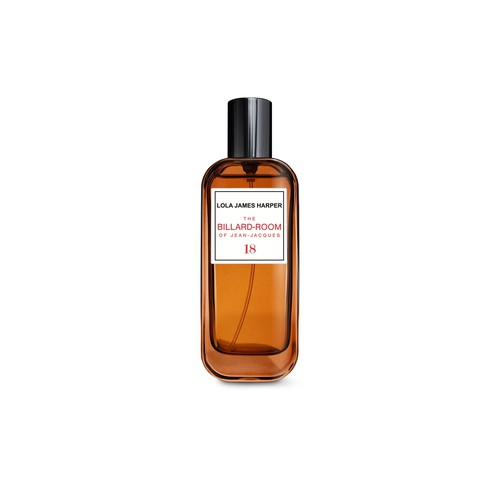 The Billiard Room of Jean-Jacques room spray 50 ml
