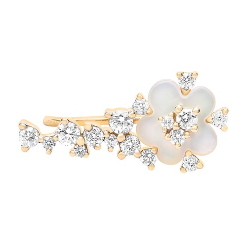 Djula Cherry Blossom Single In Gold