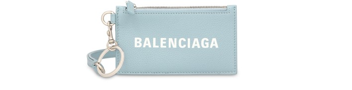 발렌시아가 키링 카드 지갑 Balenciaga Cash Card Case on Keyring,4791