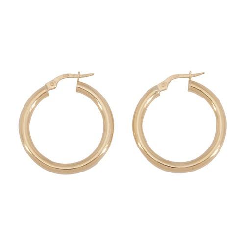 Pia 18K Gold earrings