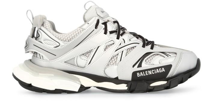 발렌시아가 트랙 스니커즈 - 실버 Balenciaga Track sneaker