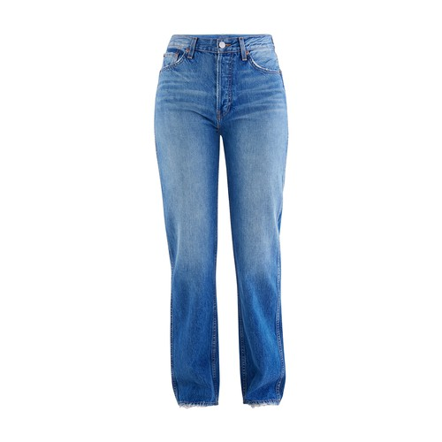 Jean High Rise Loose