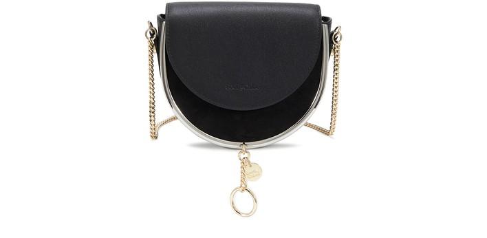 씨 바이 끌로에 See by Chloe Crossbody bag,black