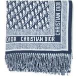 Dior Oblique Throw