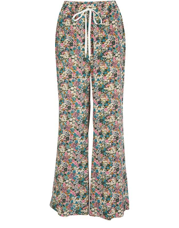 씨 바이 끌로에 See by Chloe Floral print pants,multicolor 1