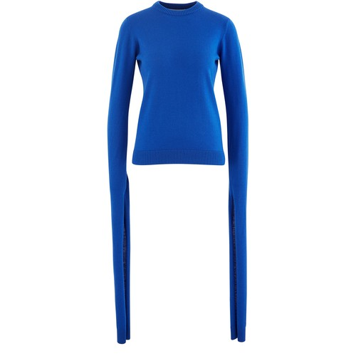 Pull-over en laine Knot Cuff