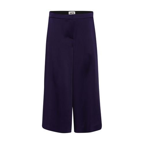 Pantalon large en satin