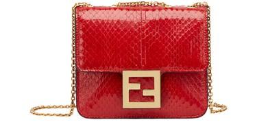 24S 極罕獨家發售 9款 Fendi Fab 袋:第5張圖片
