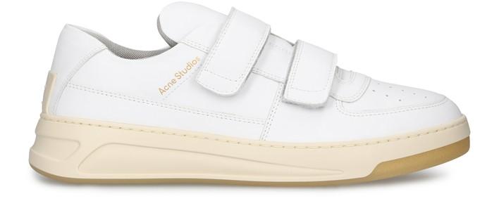 아크네 스튜디오 스니커즈 남성용 Acne Studios Perey sneakers,white